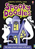 Non Figg: Spooky Doodles (Usborne Activity Cards)