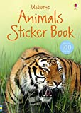 Cox, Rosamund Kidman: Animals Sticker Book (Usborne Spotter's Sticker Guides)