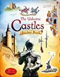 Wheatley, Abigail: Castles Sticker Book (Usborne Sticker Books)