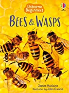 Bees & Wasps (Usborne Beginners) by James…