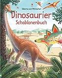 Alice Pearcey: Dinosaurier Schablonenbuch