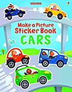 Make a Picture Sticker Book Cars (Usborne…