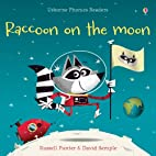 Raccoon on the Moon by Russell Punter