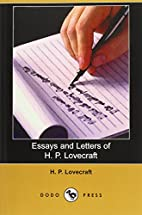 Essays and Letters of H. P. Lovecraft (Dodo…