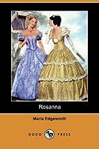 Rosanna by Maria Edgeworth