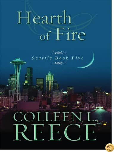 THearth of Fire (Seattle, Thorndike Press Large Print)