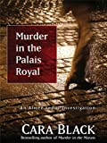 Black, Cara: Murder in the Palais Royal (Aimee Leduc Investigation)