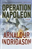 Indridason, Arnaldur: Operation Napoleon (Thorndike Thrillers)