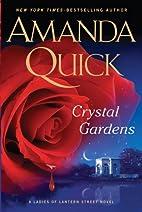 Crystal Gardens (Thorndike Press Large Print…