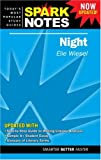 Elie Wiesel: Spark Notes Night (Spark Notes, Night)