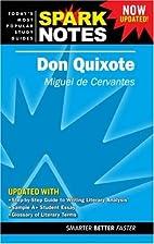 Don Quixote by Miquel de Cervantes (Spark…