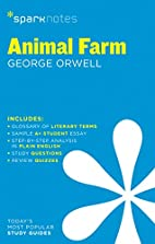 Animal Farm SparkNotes Literature Guide…