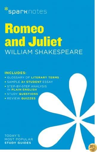 TRomeo and Juliet SparkNotes Literature Guide (SparkNotes Literature Guide Series)
