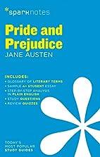 Pride and Prejudice SparkNotes Literature…