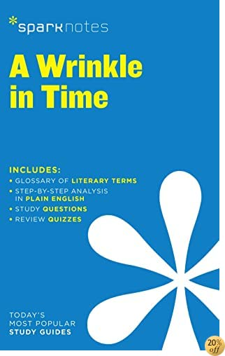 TA Wrinkle in Time SparkNotes Literature Guide (SparkNotes Literature Guide Series)