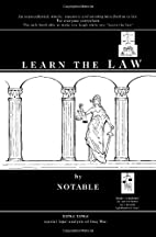 Learn the law: A retarded text for advanced…