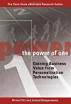 The Power of One: Gaining Business Value…