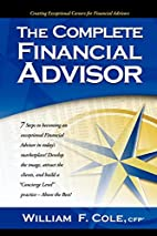 The Complete Financial Advisor by William F.…