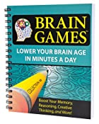 Brain Games #6: Lower Your Brain Age in…