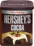 Easy Baking Hershey's Cocoa by The Hershey…