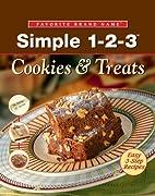 Simple 1-2-3 Cookies and Treats (Favorite…