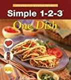 Simple 1-2-3 One Dish (Internal Spiral) by…