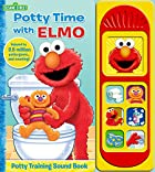 Potty Time with Elmo (Liittle Sound Book) by…