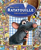 Ratatouille (Look and Find) by Pixar