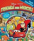 Fertig, Michael P.: Disney/Pixer Friends & Heroes (First Look and Find)
