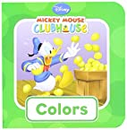Colors: Disney Mickey Mouse Clubhouse