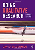Doing Qualitative Research: A Practical…