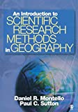 Montello, Daniel R.: An Introduction to Scientific Research Methods in Geography