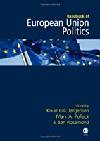 The SAGE Handbook of European Union Politics…
