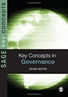 Key Concepts in Governance (SAGE Key…