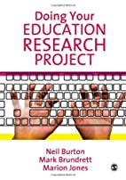 Doing Your Education Research Project by…