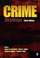 Crime: Readings by Robert D. Crutchfield