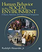 Human Behavior in the Social Environment: A…