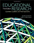 Educational Research: Quantitative,…