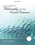 Encyclopedia of philosophy and the social…
