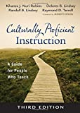 Nuri Robins, Kikanza J.: Culturally Proficient Instruction: A Guide for People Who Teach