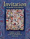 Jarvis, Gilbert A.: Invitation au monde francophone (Book Only)