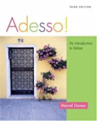 Adesso!: An Introduction to Italian (with…