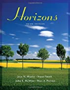 Horizons (with Audio CD) by Joan H. Manley