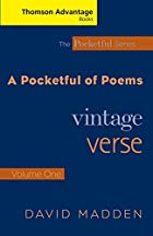 A Pocketful of Poems: Vintage Verse, Vol. I,…