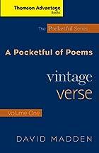 A Pocketful of Poems: Vintage Verse, Vol. I,…