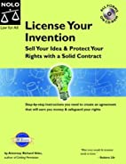License Your Invention: Sell Your Idea &…