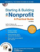 Starting & Building a Nonprofit: A Practical…