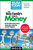 Busy Family's Guide to Money (USA TODAY/Nolo…