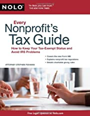 Every Nonprofit's Tax Guide: How to Keep…