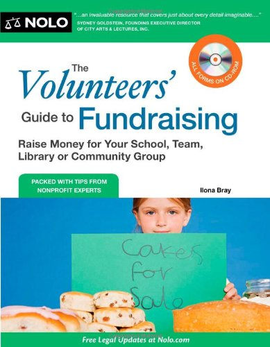 the-volunteers-guide-to-fundraising-raise-money-for-your-school-team-library-or-community-group
